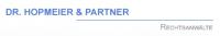 logo.gif - Rechtsanwaltskanzlei in Esslingen - Dr. Hopmeier & Partner