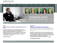 Screenshot Website.jpg - DIEKMANN Rechtsanwälte