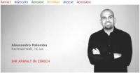 Rechtsanwalt Palombo.JPG - Ihr Anwalt in Zürich für Arbeitsrecht  !